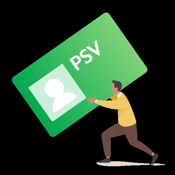 Grab PSV License