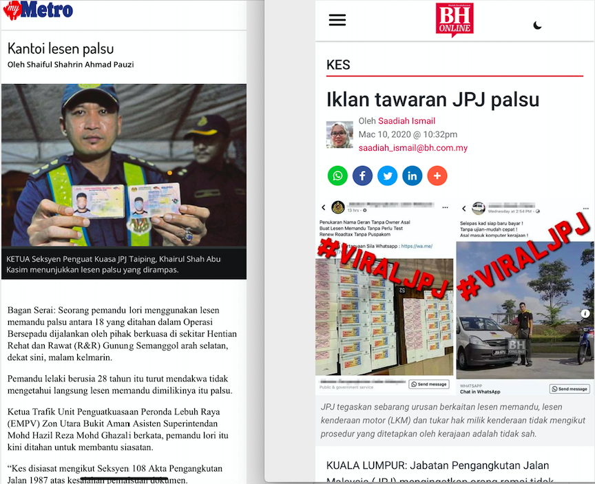 Lesen PSV License Grab Driver Malaysia